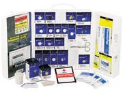 Large First Aid Kit, 209-Pieces, Osha Compliant, Plastic Case