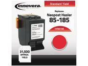 Compatible With Ijink678H Postage Meter, 31500 Page-Yield, Red