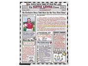 """Instant Personal Poster Sets, Extra Extra Read All About Me, 17"""" X 22"""""""