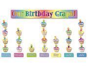 Our Birthday Graph! Bulletin Board Set 9SIV0B649G8680
