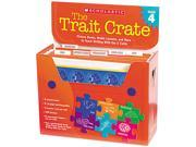 Trait Crate, Grade 4, Seven Books, Posters, Folders, Transparencies, S