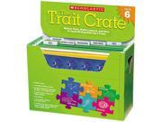 Trait Crate, Grade 6, Six Books, Learning Guide, Cd, More