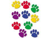 Paw Print Accents, Assorted Colors