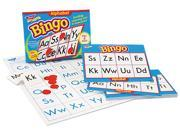 Trend Alphabet Learners Bingo Game