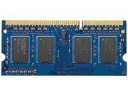HP 8GB 204-Pin DDR3 SO-DIMM DDR3L 1600 (PC3L 12800) Memory (Notebook Memory) Model H6Y77AA#ABA