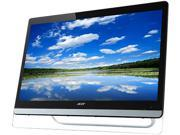 "Acer  UM.WW0AA.T01  Black  21.5""  Two-point touch navigation  Home Audio"