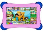 "Visual Land ME-7D-8GB-F-PNK ARM Cortex-A9 1GB Memory 8GB 7.0"" Tablet Android 4.2 (Jelly Bean)"