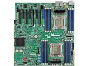 Intel W2600CR2 Custom Server Motherboard Dual LGA 2011 DDR3 1600/1333