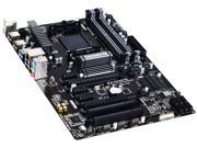 GIGABYTE GA-970A-DS3P (rev. 2.0) AM3+ AMD 970 6 x SATA 6Gb/s USB 3.0 ATX AMD Motherboard