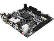 Gigabyte Ultra Durable 4 Plus GA-H81N Desktop Motherboard - Intel H81 Chipset - Socket H3 LGA-1150