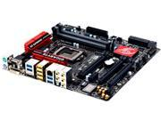 GIGABYTE GA-Z97MX-Gaming 5 LGA 1150 Intel Z97 HDMI 6 x SATA 6Gb/s USB 3.0 Micro ATX Intel Motherboard