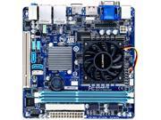 GIGABYTE GA-C1037UN-B Intel NM70 HDMI SATA 6Gb/s Mini ITX Intel Motherboard - 10 Pack