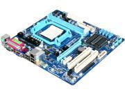 GIGABYTE GA-M68MT-D3 AM3 NVIDIA GeForce 7025/nForce 630a chipset Micro ATX AMD Motherboard