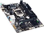 GIGABYTE GA-H110M-S2H-GSM (rev. 1.0) LGA 1151 Intel H110 HDMI SATA 6Gb/s USB 3.0 Micro ATX Intel Motherboard
