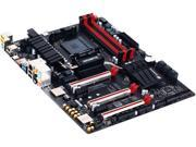 GIGABYTE GA-990FX-Gaming AM3+ AMD 990FX SATA 6Gb/s USB 3.1 USB 3.0 ATX AMD Motherboard