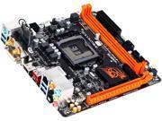 GIGABYTE GA-B150N PHOENIX-WIFI LGA 1151 Intel B150 HDMI SATA 6Gb/s USB 3.1 USB 3.0 Mini ITX Intel Motherboard