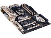 GIGABYTE GA-X170-EXTREME ECC (rev. 1.0) LGA 1151 Intel C236 HDMI SATA 6Gb/s USB 3.1 USB 3.0 ATX Intel Motherboard