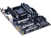 GIGABYTE GA-990FXA-UD3 Ultra (rev. 1.0) AM3+/AM3 AMD 990FX SATA 6Gb/s USB 3.1 USB 3.0 ATX Motherboards - AMD