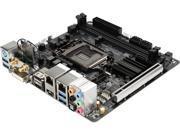 GIGABYTE GA-Z270N-WIFI (rev. 1.0) LGA 1151 Intel Z270 HDMI SATA 6Gb/s USB 3.1 Mini ITX Motherboards - Intel