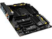 MSI X99S XPOWER AC Extended ATX Intel Motherboard