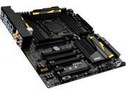 MSI X99S XPOWER AC LGA 2011-v3 Intel X99 SATA 6Gb/s USB 3.0 Extended ATX Intel Motherboard