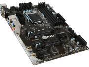 MSI Z170-A PRO LGA 1151 Intel Z170 SATA 6Gb/s USB 3.1 ATX Intel Motherboard