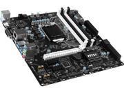 MSI MSI Gaming B150M BAZOOKA Micro ATX Intel Motherboard