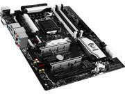 MSI Z170A Krait Gaming 3X ATX Intel Motherboard
