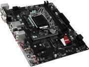 MSI H110M GRENADE LGA 1151 Intel H110 HDMI SATA 6Gb/s USB 3.1 Micro ATX Motherboards - Intel