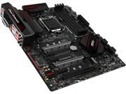 MSI Z270 GAMING PRO LGA 1151 Intel Z270 HDMI SATA 6Gb/s USB 3.1 ATX Motherboards - Intel