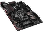 MSI Z270 TOMAHAWK LGA 1151 Intel Z270 HDMI SATA 6Gb/s USB 3.1 ATX Motherboards - Intel