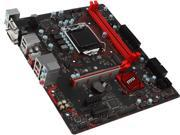 MSI B250M GAMING PRO Micro ATX Motherboards - Intel