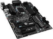MSI B250 PC MATE LGA 1151 Intel B250 HDMI SATA 6Gb/s USB 3.1 ATX Intel Motherboard