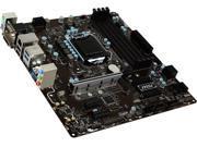 MSI B250M PRO-VDH LGA 1151 Intel B250 HDMI SATA 6Gb/s USB 3.1 Micro ATX Motherboards - Intel