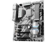 MSI Z270 TOMAHAWK ARCTIC LGA 1151 Intel Z270 HDMI SATA 6Gb/s USB 3.1 ATX Intel Motherboard