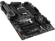 MSI B250 GAMING PRO CARBON LGA 1151 Intel B250 HDMI SATA 6Gb/s USB 3.1 ATX Intel Motherboard