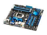 ASUS P8Z68-M Pro LGA 1155 Intel Z68 HDMI SATA 6Gb/s USB 3.0 Micro ATX Intel Motherboard with UEFI BIOS