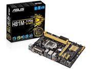 ASUS H81M-C/CSM/C/SI Micro ATX Intel Motherboard (Bulk Pack, 10 PCS)