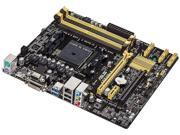 ASUS A88XM-A Micro ATX AMD Motherboard with UEFI BIOS