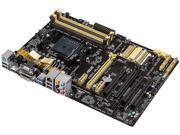 ASUS A88X-PLUS FM2+ / FM2 AMD A88X (Bolton D4) 8 x SATA 6Gb/s USB 3.0 HDMI ATX AMD Motherboard