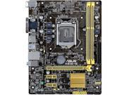 ASUS H81M-E LGA 1150 Intel H81 SATA 6Gb/s USB 3.0 uATX Intel Motherboard