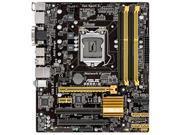 ASUS B85M-E/CSM/SI LGA 1150 Intel B85 HDMI SATA 6Gb/s USB 3.0 Micro ATX Intel Motherboard (Bulk Pack, 10 PCS)