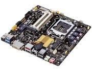 ASUS H81T/CSM/C/SI LGA 1150 Intel H81 HDMI SATA 6Gb/s USB 3.0 Thin Mini-ITX Intel Motherboard (Bulk Pack, 10 PCS)