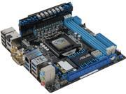 ASUS P8Z77-I DELUXE-R LGA 1155 Intel Z77 HDMI SATA 6Gb/s USB 3.0 Mini ITX Intel Motherboard with USB BIOS - Certified - Grade A