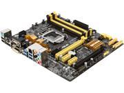 ASUS Z87M-PLUS-R LGA 1150 Intel Z87 HDMI SATA 6Gb/s USB 3.0 uATX Intel Motherboard - Certified - Grade A