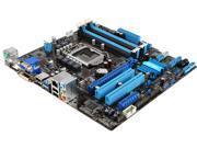 ASUS P8B75-M/CSM-R LGA 1155 Intel B75 HDMI SATA 6Gb/s USB 3.0 Micro ATX Intel Motherboard