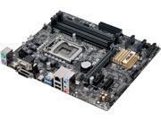 ASUS B150M-A LGA 1151 Intel B150 HDMI SATA 6Gb/s USB 3.0 Micro ATX Intel Motherboard