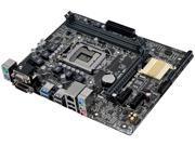 ASUS H110M-K D3 Micro ATX Intel Motherboard