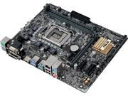 ASUS H110M-PLUS LGA 1151 Intel H110 HDMI SATA 6Gb/s USB 3.0 uATX Intel Motherboard