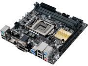 ASUS H110I-PLUS/CSM LGA 1151 Intel H110 HDMI SATA 6Gb/s USB 3.0 Mini ITX Intel Motherboard